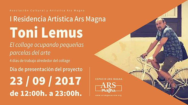 Ars Magna presenta su primera residencia artística // CanariasCreativa.com