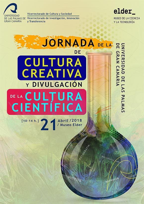 La ULPGC celebra el Día Mundial de la Creatividad y la Innovación en el Museo Elder // CanariasCreativa.com