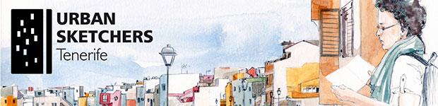 Urban Sketchers Tenerife // CanariasCreativa.com