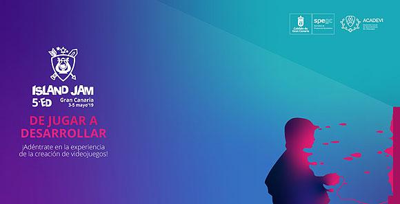 Island Jam Gran Canaria regresa del 3 al 5 de mayo en la que será su quinta edición en Gran Canaria. // CanariasCreativa.com