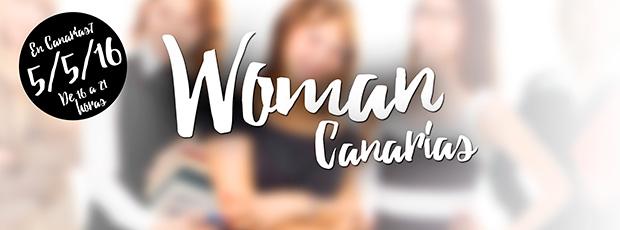 WomanCanarias aborda la igualdad de género en el mundo profesional // CanariasCreativa.com